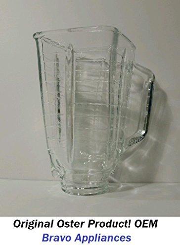 glass blender carafe - 2