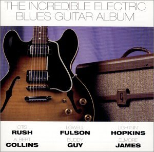 VA-The Incredible Blues Guitar Album-CD-FLAC-2000-FORSAKEN Download