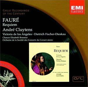 Gabriel Fauré, André Cluytens, Société des Concerts du