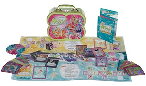 Winx Club Circle of Power: Two-Player Starter Tin Set (The Winx C)