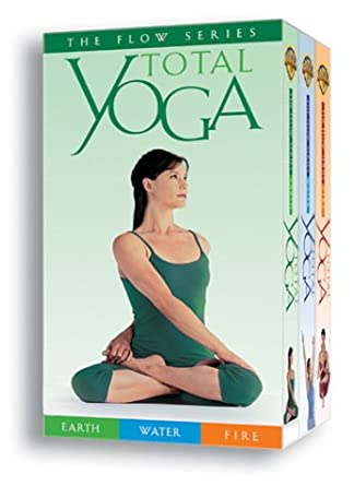 Amazon.com: Total Yoga - The Flow Series, Complete Set [VHS ...