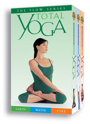 Total Yoga - The Flow Series, Complete Set [VHS]