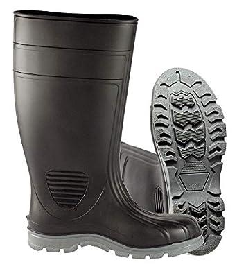 REDBACK BOOTS USBBK Work Boots,Steel,15,Black,PR