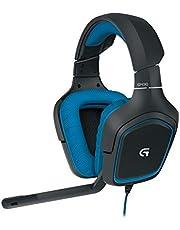 Logitech G: jusqu'à -50% sur des casques gaming