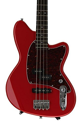 Ibanez TMB100 4-String Electric Bass Coral Red by Ibanez