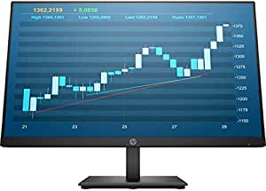 "HP P244 23.8"" Full HD Anti-Glare IPS LED Business Monitor"