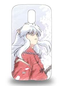 Galaxy Anti Scratch 3D PC Case Cover Protective Japanese Inuyasha 3D PC Case For Galaxy S4 ( Custom Picture iPhone 6, iPhone 6 PLUS, iPhone 5, iPhone 5S, iPhone 5C, iPhone 4, iPhone 4S,Galaxy S6,Galaxy S5,Galaxy S4,Galaxy S3,Note 3,iPad Mini-Mini 2,iPad Air )