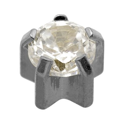 Studex Universal Silver Cubic Zirconia R100 for sale  Delivered anywhere in USA