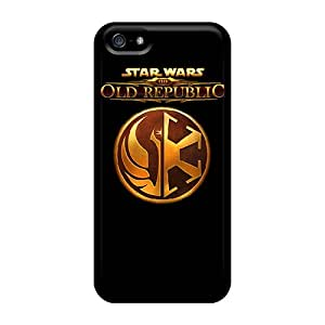 High-quality Durable Protection Case For Iphone 5/5s(swtor)