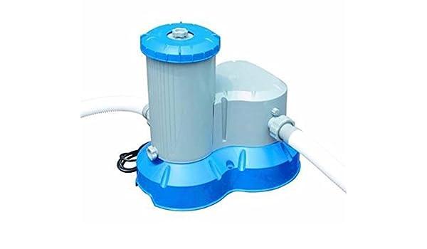 Bestway Bomba 58391 Filtro Cartucho piscinas 9463 LT purificador + tubos Fer 260510: Amazon.es: Hogar