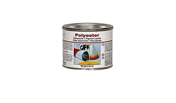 Pasta colorante poliéster roja 3000 SOLOPLAST - 200g: Amazon ...