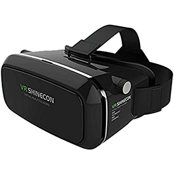 Amazon.com: VR Mask Virtual Reality Viewer for Mobile