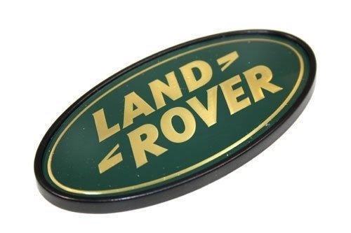 Genuine Land Rover Sport 06-09 Rear Tailgate Emblem Green Oval Badge DAH100680