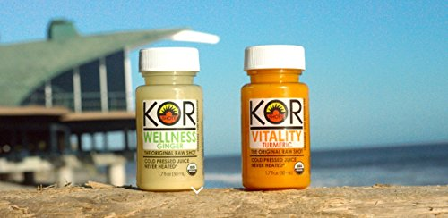 Kor Shots Wellness + Vitality (12+12) by Kor Shots