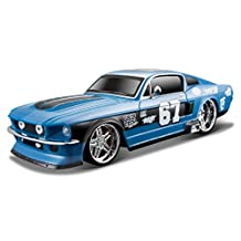 Maisto R/C 1:24 1967 Ford Mustang Diecast Vehicle(Colors May Vary)