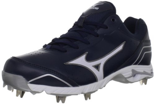 Advanced Classic 7 Baseball Cleat,Navy/White,14 M US ()