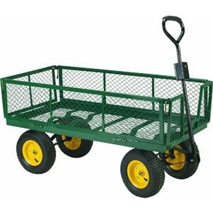 steel yard cart