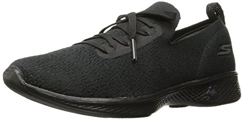 Skechers Black Reward 4 Go Walk Women's Trainers w7P6TCq