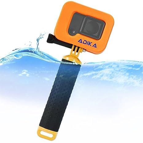 First2savvv flotador fluttuante + Flotante Hand Grip Handle para GoPro Hero 4. HERO 3 +: Amazon.es: Electrónica