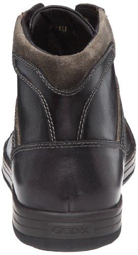 U U Ricky Geox Marron Stivali Stivali C6027 Marrone Uomo agd5qdw