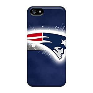 UfB1604OKfR Anti-scratch Case Cover Habbt Protective New England Patriots Case For Iphone 5/5s