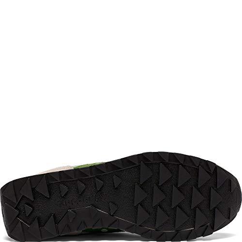 Saucony Basse 5 Grigio verde Uomo Jazz 511 Scarpe Original Taglia Sneakers 40 S2044 AtrwAqf