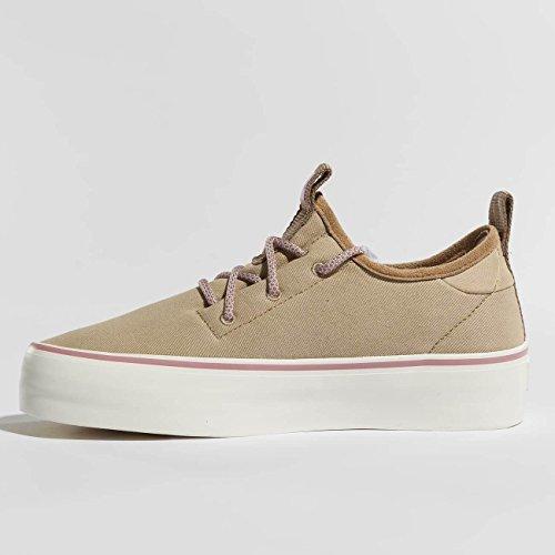 Project Delray Damen Schuhe/Sneaker C8ptown Plateau Khaki