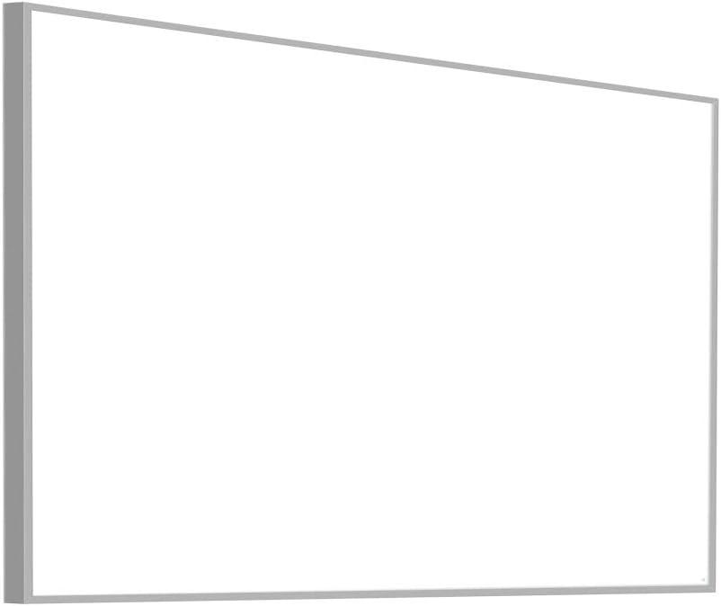 TROTEC TIH 700 S Calefactor Eléctrico por infrarrojo, Panel calefactor de marca con una calidad comprobada por la inspección técnica (TÜV), Calefacción por infrarrojos, ultraplano, calefacción de pare