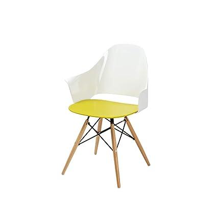 Remarkable Amazon Com Lrzs Furniture Nordic Designer Transparent Ibusinesslaw Wood Chair Design Ideas Ibusinesslaworg