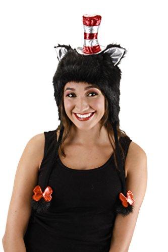 elope Dr Seuss Cat in the Hat Hoodie Hat ()