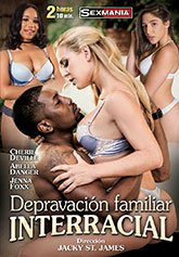Interracial porno film