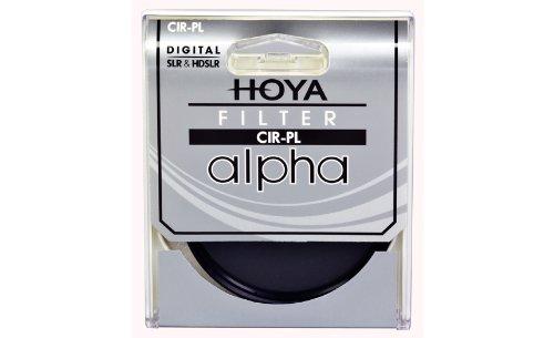 Hoya 77mm Alpha Circular Polarizer Filter by Hoya
