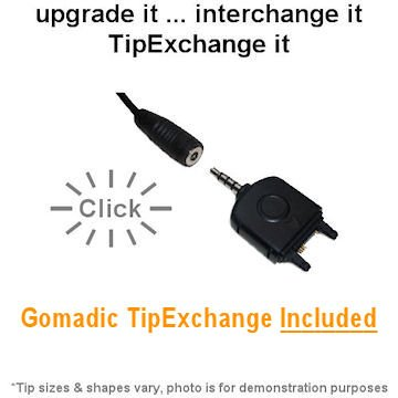 Gomadic Car and Wall Charger Essential Kit for the Literati Color eReader - Includes both AC Wall and DC Car Charging Options with TipExchange at Electronic-Readers.com