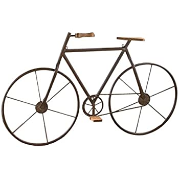 Industrial Style Bicycle Wall Art Décor