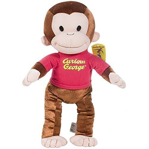 curious-george-classic-george-in-red-shirt-13-inch-plush-by-pbs