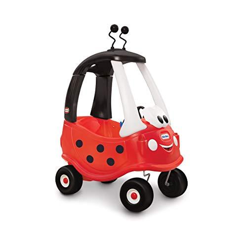 Carro Joaninha Vermelha Cozy Coupe Little Tikes Little Tikes Vermelho