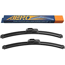 "OEM QUALITY 26"" + 18"" AERO Premium All-Season Windshield Wiper Blades (Set of 2)"