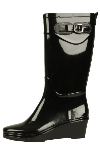 Capelli New York Regenstiefel Night & Day Black
