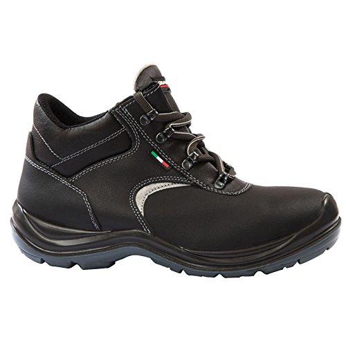 Giasco hr068d39High Schuh Kairo S3, Größe 39, Schwarz/Gelb