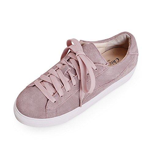 Caída correa casuales zapatos de moda/ pisos de Estero profundo/Zapatos del deporte A
