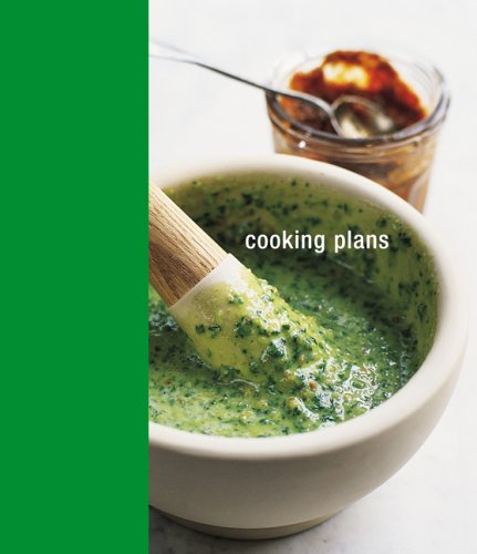 Cooking Plans ebook