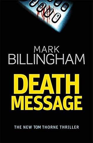 book cover of Death Message