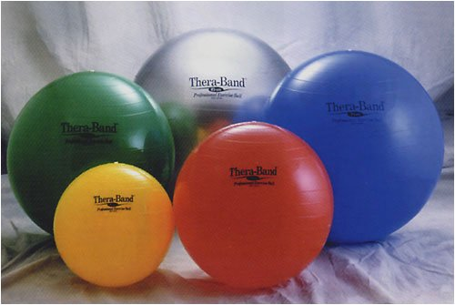Thera Band Exercise Balls Blue Height product image