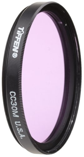 Tiffen 77mm 30 Filter (Magenta) by Tiffen