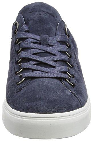 Blackstone Lm81, Sneaker Basse Uomo Blu (Blu (Navy))