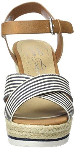 Tailor Navy Femme Sandales Tom 2790212 Cheville Bleu Bride PqxSfd