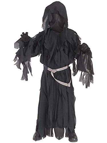 Rubies Lord of The Rings Child's Ringwraith Costume, Large ()