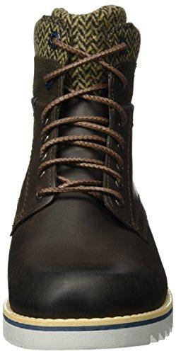 Warm With Cooper Short Fretz Uomo Lining Mokka Marrone Men Boots 59 BxIX5gq