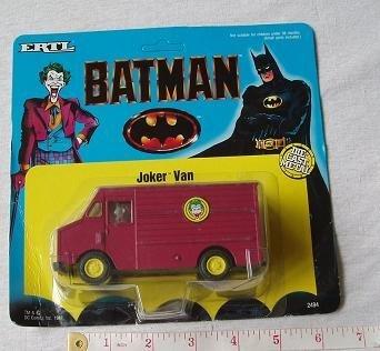 Batman Huge Joker Van Die Cast -