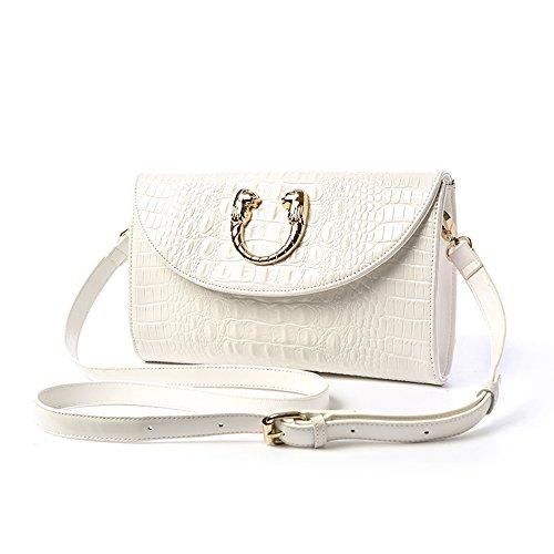 Pochette pour LVCSIUE femme femme Blanc LVCSIUE Blanc LVCSIUE femme Blanc pour pour Pochette Pochette 8PAn6qn